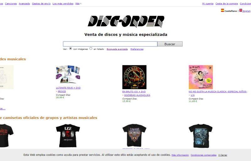 disc-order